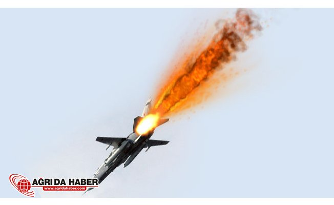 Suriyede Rus Uçağı Düşürüldü!