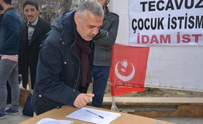 TAMAM Alperen Ocakları idam cezası istedi