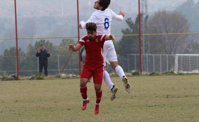 U21 Süper Ligi: Evkur Yeni Malatyaspor: 1 - Kasımpaşa: 0