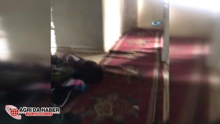 Van'da İnşaat Halindeki Bir Evde 68 Kaçak Şahıs Çıktı