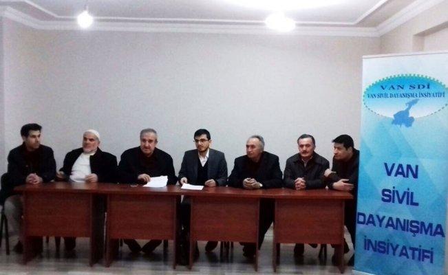 Van SDİ'den Mısır'daki idam kararlarına kınama