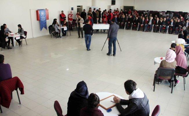 Van'da Gençlik Merkezleri Arası Bilgi Yarışması sona erdi