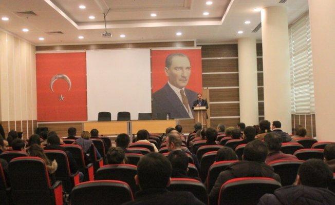 Van'da 'İl Zümre Kurul Toplantısı' yapıldı