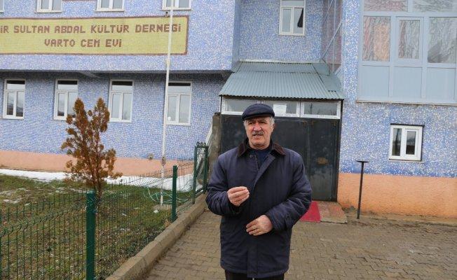 Varto'da Aleviler Hızır ceminde lokma dağıttı