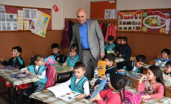 Yakutiye'den eğitime destek