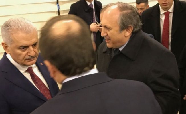 Yerel basının sorunları Başbakan Yıldırım'a iletildi