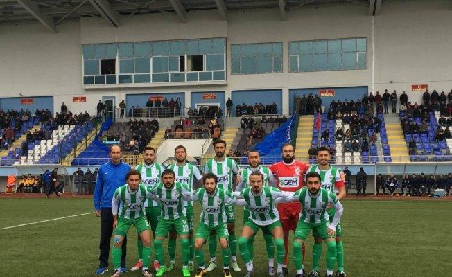 Yeşilyurt Belediyespor kazanamama serisini 5 maça çıkardı