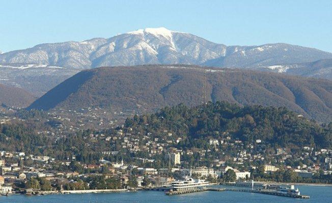 Abhazya'dan ABD'ye rest