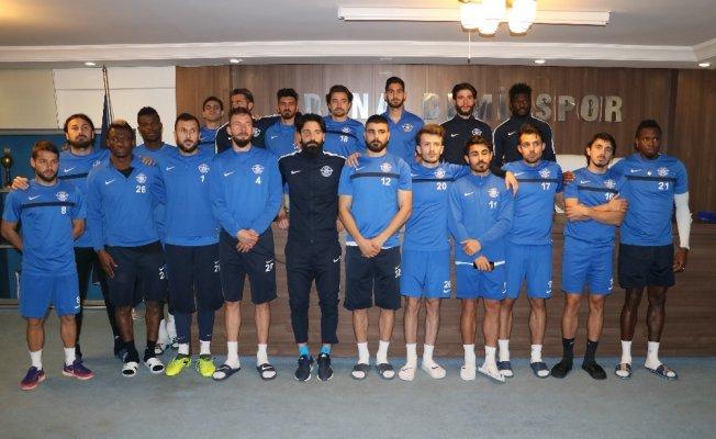 Adana Demirsporlu futbolculardan boykot kararı