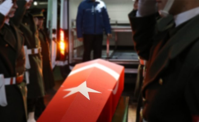 Afrin'den acı haber: 1 şehit