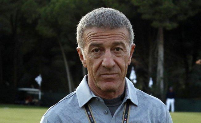 Ahmet Ağaoğlu Trabzonspor'da başkanlığa aday