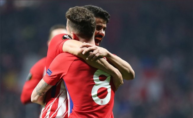 Avrupa Ligi Son 16 turunda ilk maçlar tamamlandı