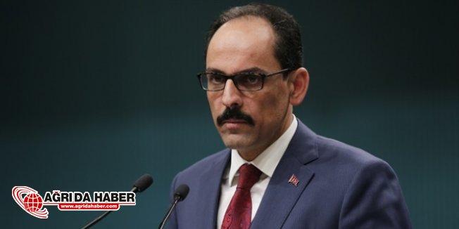 BAE Dışişleri Bakanı'nın Açıklamasına Türkiye'den Sert Tepki