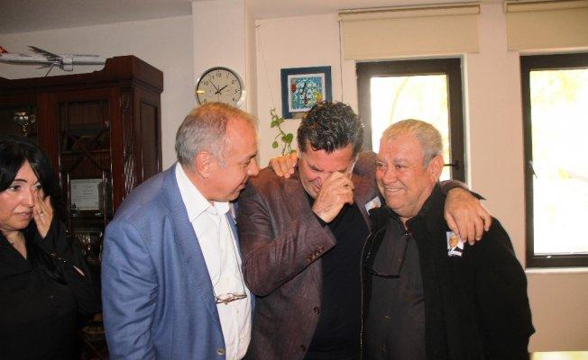 Başkan Kocadon hıçkıra hıçkıra ağladı