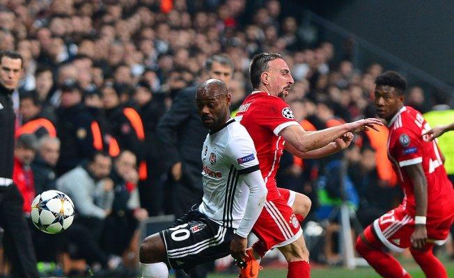 Beşiktaş mağlubiyetle veda etti