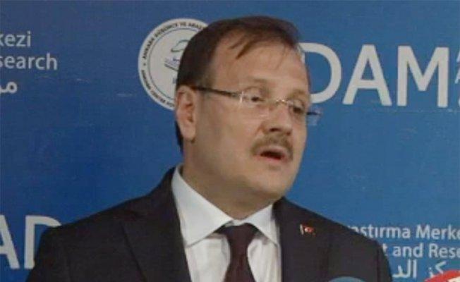 Çavuşoğlu Türk tipi kalkınma modelini anlattı