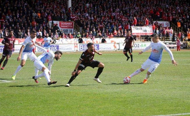 Çaykur Rize Boluspor'u tek golle geçti