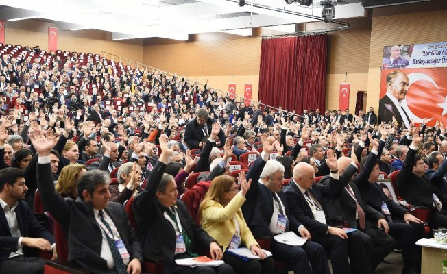 CHP'de 4. madde delegelerin onayından geçemedi