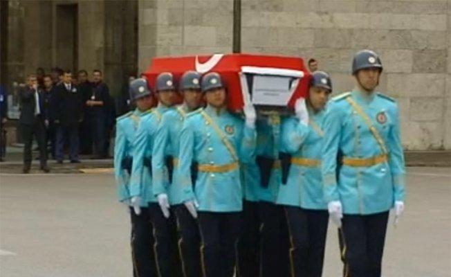 Deniz Bölükbaşı için TBMM'de tören