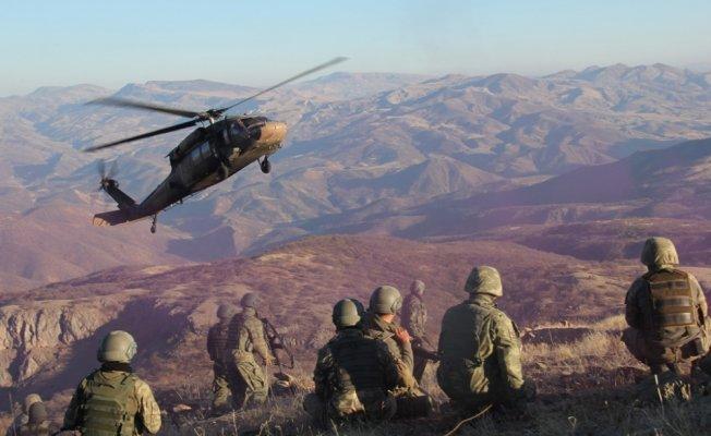 Diyarbakır'da 4 terörist öldürüldü