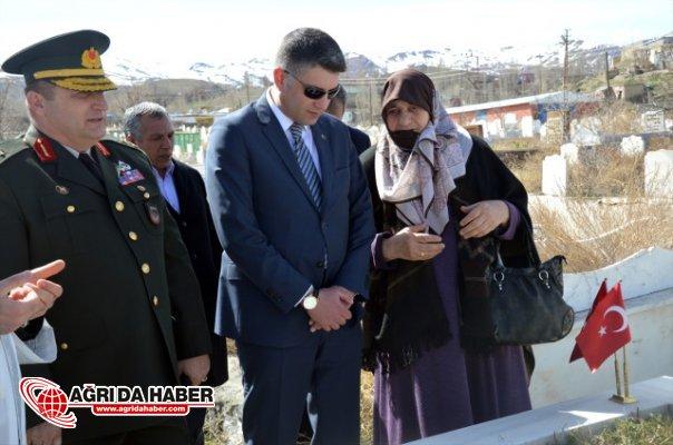 Doğubayazıt ve Eleşkirt'te 18 Mart Şehitleri Anma Günü etkinliği