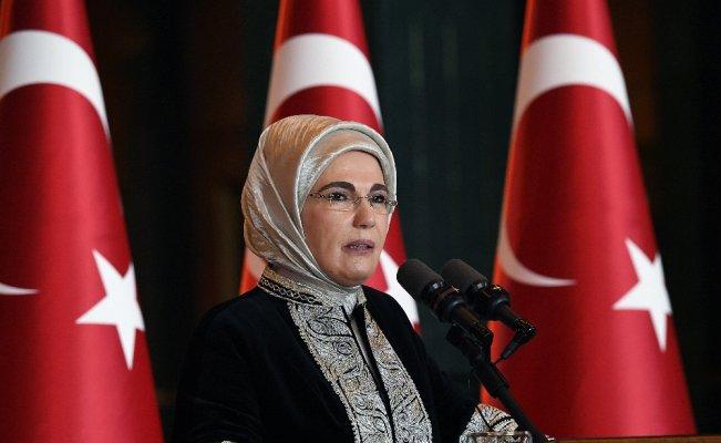 Emine Erdoğan'dan kadınlara davet