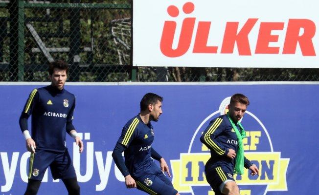 Fenerbahçe Yeni Malatyaspor maçı hazırlıklarını tamamladı