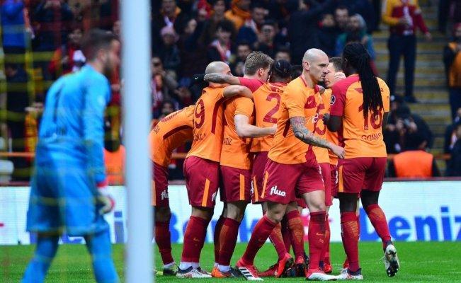 Galatasaray ile A. Konyaspor 34. randevuda