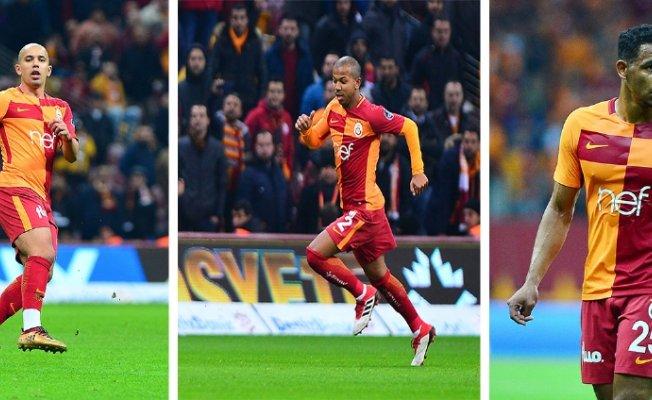 Galatasaray'da derbi öncesi sarı kart alarmı