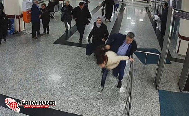 Gaziantep'te Hastanede Canlı Bomba Paniği!