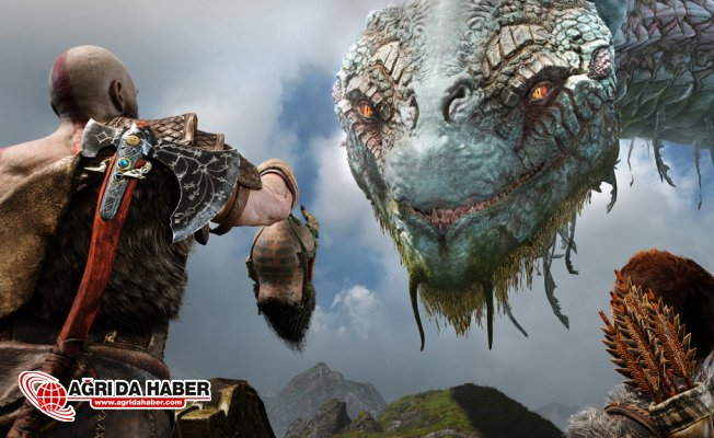 God Of War Ps4 Pro Sınırlı Sayıda Çıkacak