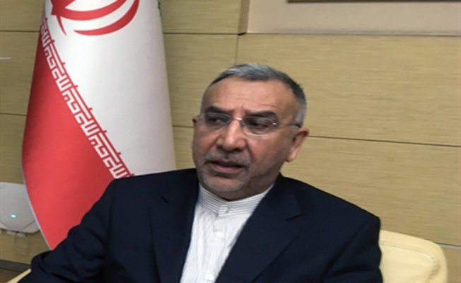 İran Büyükelçisi başsağlığı diledi