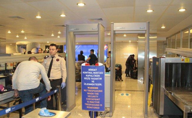 Kaçak yolculara sirenli önlem