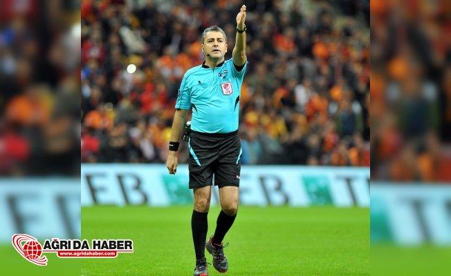 Kariyerindeki 5. Fenerbahçe-Galatasaray derbisini yönetecek