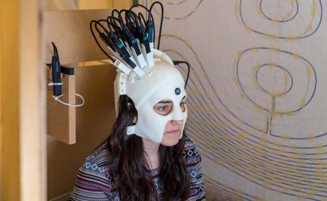 Kask şeklindeki beyin tarayıcısı hastalıkların tespitini kolaylaştıracak