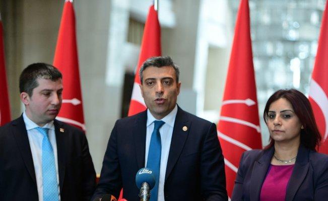 Kılıçdaroğlu AB üyesi ülkelerin büyükelçileriyle görüştü
