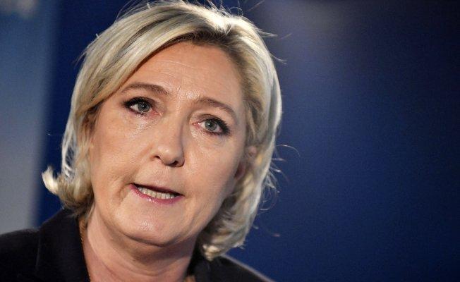 Marine Le Pen yeniden başkan