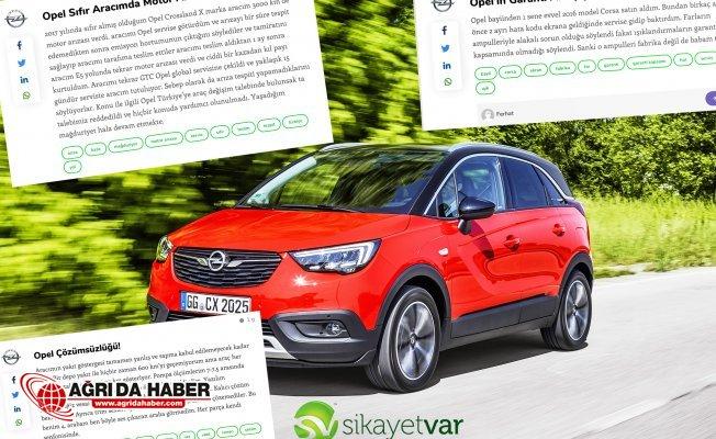 Müşteri memnuniyeti konusunda Opel sınıfta kaldı