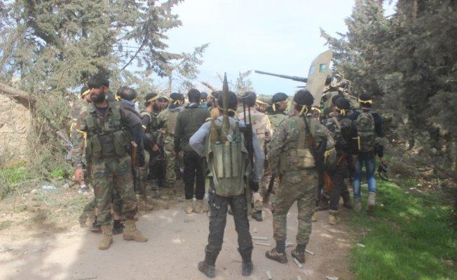 ÖSO, Afrin'de yağma yapanları tespit etti