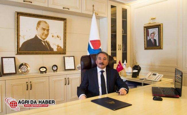 """Rektör Karabulut: """"Mehmet Akif Ersoy ve İstiklal Kahramanlarımızı Rahmetle Anıyorum"""""""