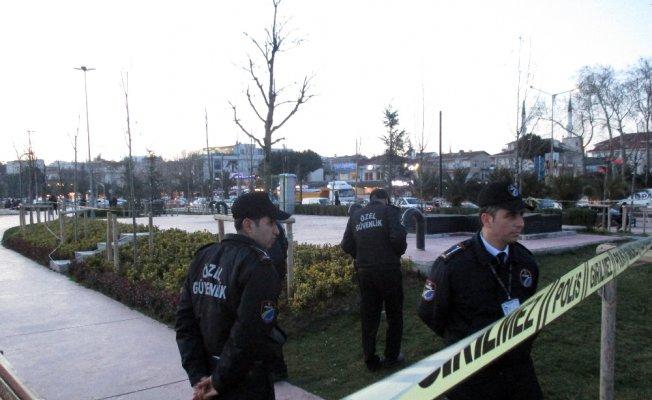 Sahilde gezenler gördü: Olay yerine polis geldi