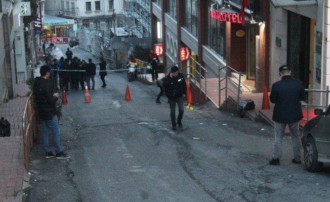 Taksim'deki silahlı kavgada 1 kişi hayatını kaybetti