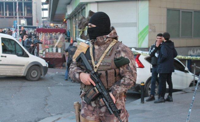 Taksim'deki silahlı kavgada 3 gözaltı