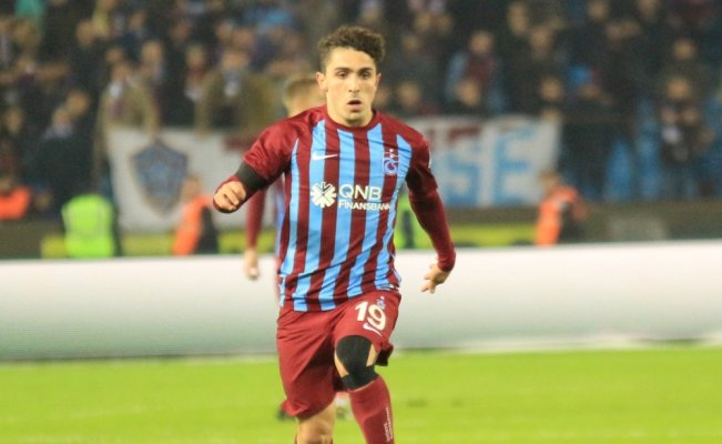 Trabzonspor'da Abdulkadir Ömür şoku