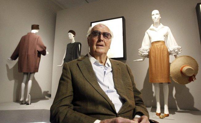 Ünlü Fransız modacı hayatını kaybetti