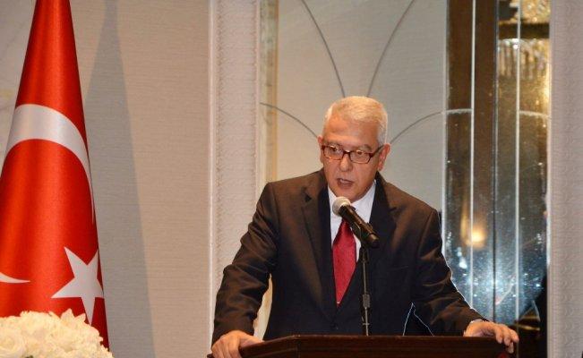 Washington Büyükelçisi Kılıç'tan Afrin yalanına tepki