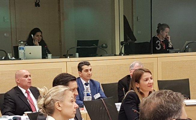 Yapay Zeka ve İnsan Hakları Uzmanlar Komitesi toplandı