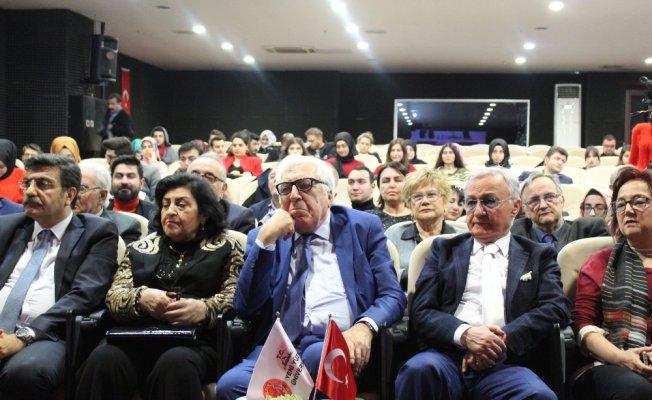 Yaşayan Dedekorkut Anar Rızayev'in 80. yaşı kutlandı