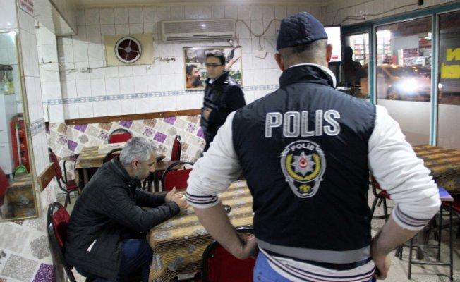 Yüzlerce polis katıldı: Didik didik arama yapıldı