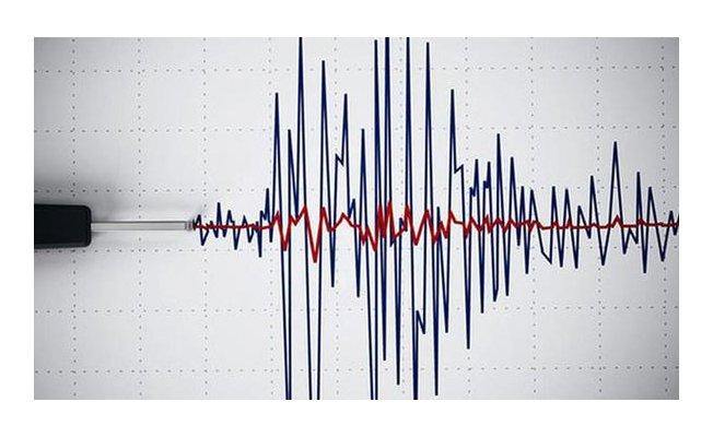 Antalya'da 2 Şiddetinde Deprem